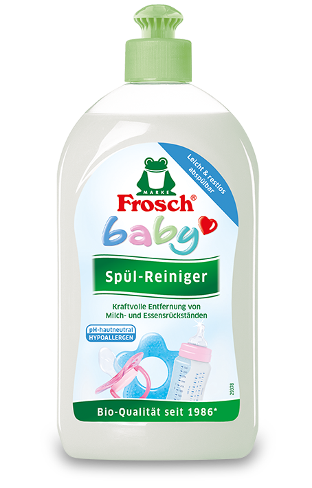 Frosch Baby Dishwashing Liquid
